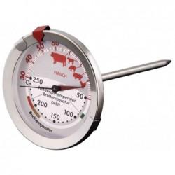 XAVAX Thermomètre mécanique pour viande et four