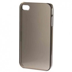 """HAMA coque Smartphone """"Crystal"""" pour iPhone 5 grise"""