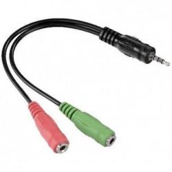 HAMA Câble adaptateur 4...