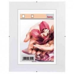 """HAMA Support photo sans cadre """"Clip-Fix"""", 40 x 50 cm pour format d'image 28 x 35 cm"""