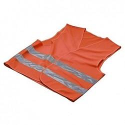 HAMA Veste de sécurité, en Polyestère, orange