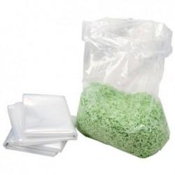 HSM Pqt de 100 sacs plastique pour 390.2 / 390.3 / 411.2 / 412.2 /B35 / P36 / P40