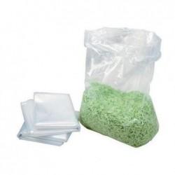 HSM Paquet de 25 sacs plastique pour HSM 450.2 / P44