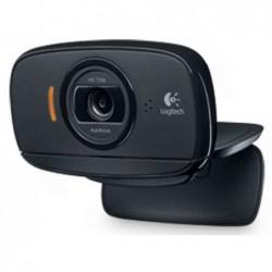 LOGITECH HD WebCam C525 autofocus, port USB noire