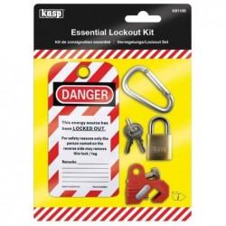 KASP Kasp dispositif de verouillage / Lockout pour protection