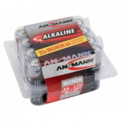 "ANSMANN Pile alcaline ""RED..."