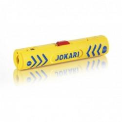 JOKARI Pince à dénuder « Coaxial Secura », capacité : 4,8 à 7,5 mm