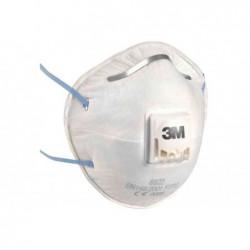3M Masque de protection 8822 classique Protection FFP2