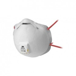 3M masque de protection respiration 8833 classique,