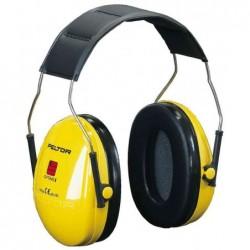 3M Peltor casque antibruit confort H510AC, jaune