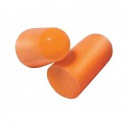 3M Lot de 5 Paires Bouchons Anti-bruit Jetables 1100C Orange