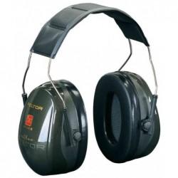 3M Peltor Casque antibruit confort H520AC jusqu'à 105 db Noir