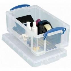 REALLY USE BOX Boîte de rangement 5 litres (L)340 x (P)200 x (H)125 mm Transparent