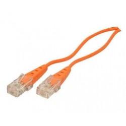 SHIVERPEAKS Câble de raccordt BASICS-S RNIS,orange,2,0m
