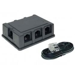 SHIVERPEAKS répartiteur ISDN, 6 ports