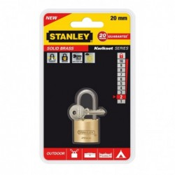 STANLEY Cadenas laiton 20 mm Anse Longue Or