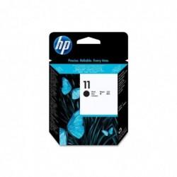 HP Tête d'impression Originale N° 11 C4810A 8 ml Noir