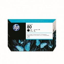 HP Encre HP 80 (C4871A)...