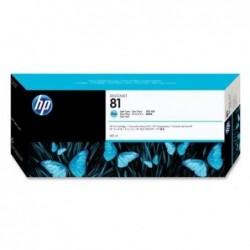 HP Encre HP 81 (C4934A)...