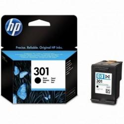 HP Cartouche Jet d'encre originale N° 301 CH561EE 3ml 190 Pages Noir