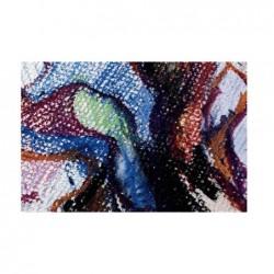 CANSON 25 x papier dessin, rouge vif 505, 160 g, mi-teintes,