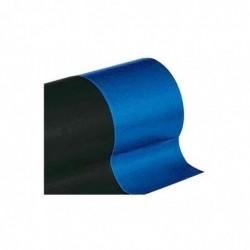 RUBAFIX Ruban Toilé 1000 Plastifié 38mm x 3 m Bleu