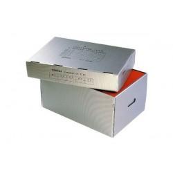 EXTENDOS container d'archivage & transport en polypropylène