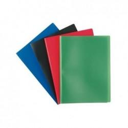 ELBA Protège-documents format A4 30 pochettes Bleu