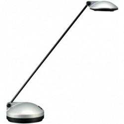 UNILUX lampe de bureau halogène JOKER, gris métallique