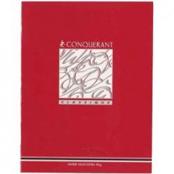CONQUERANT CLASSIQUE Cahier...