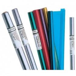 ELBA Film couvre-livres Non adhésif PVC incolore 700 mm x 50 m