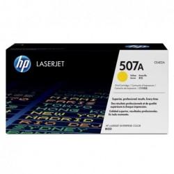 HP Toner Laser N°507A Jaune...