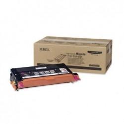 XEROX toner original pour Phaser 6180, magenta HC