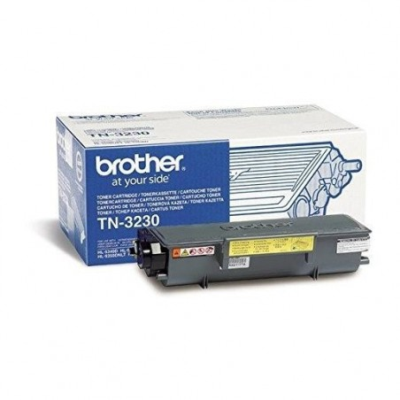 BROTHER Toner original TN-3230 pour imrimante laser 3000 Pages Noir