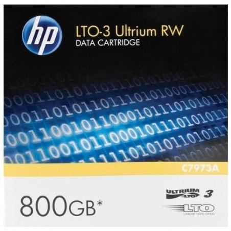 HP DATA Cartridge RW Ultrium LTO III, 400/800Go
