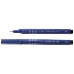 PILOT Feutre à dessin Drawing Pen 01 Pte Extra Fine Noir