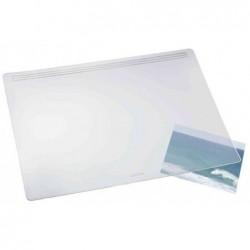 LÄUFER Sous-main MATTON TRANSPARENT, clarté de verre 50X70 cm