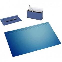 LÄUFER gamme de produit de bureau Ambiente MATTON, 3 pièces, noir