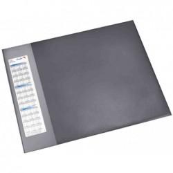 LÄUFER Sous-main DURELLA D1, 520 x 650 mm, noir