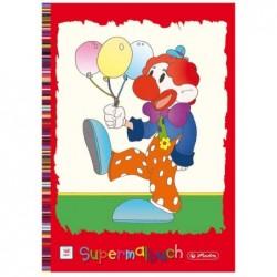 HERLITZ Super cahier de coloriage, format A4, 160 pages