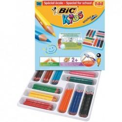 BIC Class Pack de 144...