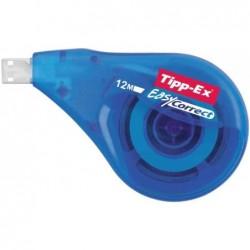TIPP-EX Roller de correction latéral EASY CORRECT' 4,2mmx 12 m