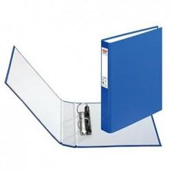 HERLITZ Classeur 2 anneaux maX.file A4 Dos de 40 mm Bleu
