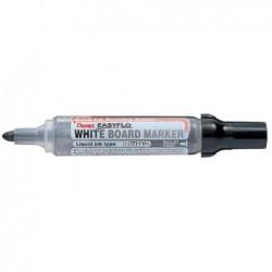 PENTEL Marqueur tableau blanc EASYFLO MW50M Pte ogive 2,5 mm Noir