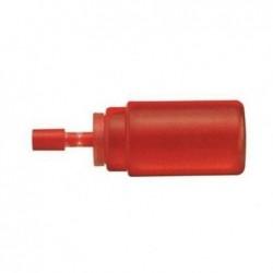 PENTEL Cartouche de recharge pour marqueur pour tableau blanc MW50/60 Rouge