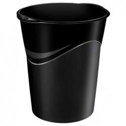 CEP Corbeille à papier CepPro GreenSpirit 14 litres Noir