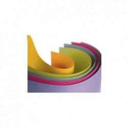 CANSON Pack de 24 Papier dessin Mi-Teintes, 500 x 650 mm, assorti