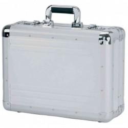 """ALUMAXX attaché-case """"TAURUS"""", aluminium, argent"""
