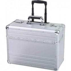 "ALUMAXX Pilot Case ""OMEGA"" Aluminium, système Trolley (L)480 X (P)230 X (H)380 mm"