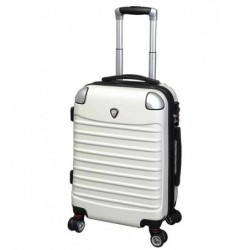 JSA Travel case trolley 51 cm blanc